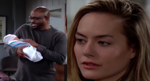 'Bold And The Beautiful' Hope's Stolen Baby Scheme Is On The Verge Of Getting Exposed This Week