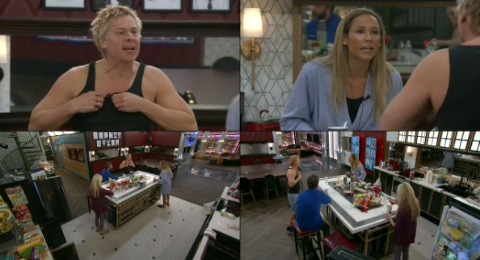 Celebrity Big Brother Season 2 Major Blowout Fight Happened Between Lolo,Tom And Kato Yesterday