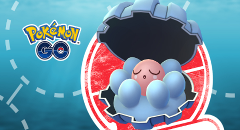 Pokemon Go Is Launching A New, Limited Time Event To Catch Special Clamperl Water Type Pokemon