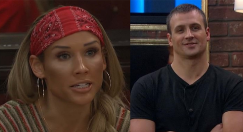Celebrity Big Brother 2 Angry Lolo Jones Is Reportedly Still Dissing Castmate Ryan Lochte After The Show