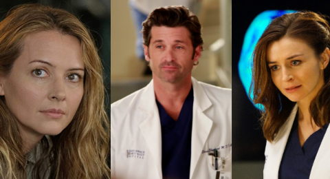 Grey's Anatomy Season 15 Is About To Bring On A Fourth Derek Shepherd Sister