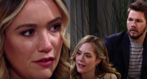 'Bold And The Beautiful' Florence Will Confront Hope About Her Stolen Baby This Week