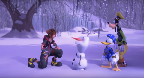 Kingdom Hearts 3 Had To Make A Big Change To The Olaf Character