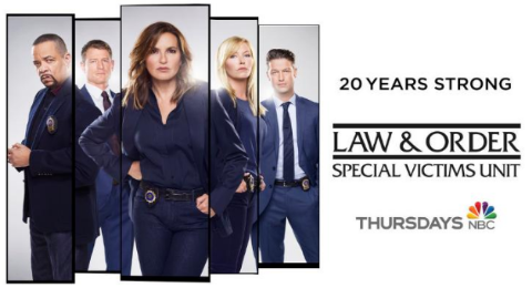 New 'Law And Order SVU' Season 20 Episode 21 Delayed. It's Not Airing April 18, 2019
