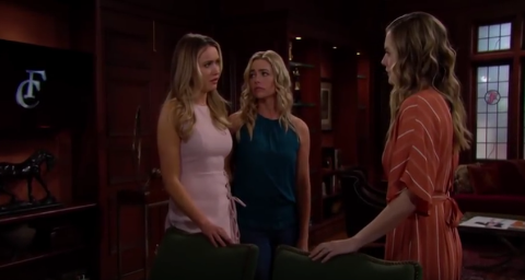 New 'Bold And The Beautiful' Spoilers For April 15, 2019 Episode Revealed