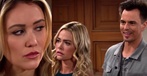 'Bold And The Beautiful' Hope's Baby Scam Gets At Least Partially Exposed To Wyatt And More This Week