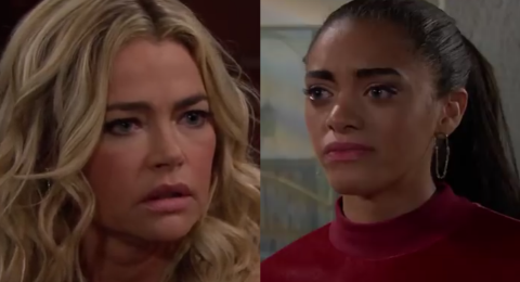 'Bold And The Beautiful' Shauna Will Pull A Gun On Zoe This Week