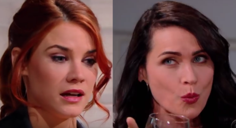 'Bold And The Beautiful' Spoilers: Quinn Will Tell Sally To Leave Wyatt This Week