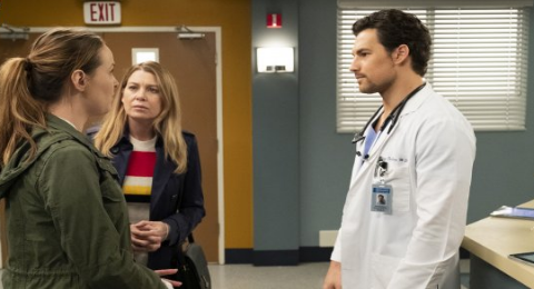 New Grey's Anatomy Spoilers For Season 15, May 9, 2019 Episode 24 Revealed