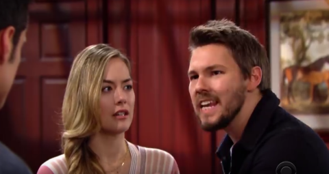 'Bold And The Beautiful' Liam Will Confront Thomas Over Hope Affair Scandal This Week