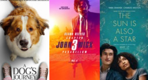New Movies Hitting Theaters This Week May 17, 2019 Revealed