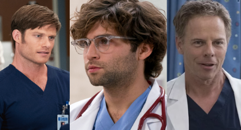 Grey's Anatomy Season 16 Spoilers: Characters Tom, Link & Levi Promoted To Season Regulars