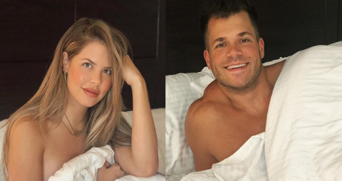 Big Brother Season 19 Mark Jansen & Elena Davies Hopped In Bed Again After Their Break Up