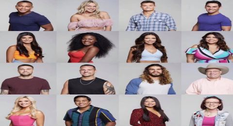 New Big Brother Season 21 Cast Aka Houseguests Revealed Today By CBS