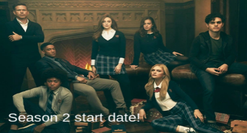 New 'Legacies' Season 2 Premiere Date Revealed By The CW
