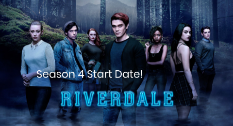 New 'Riverdale' Season 4 Official Premiere Date Revealed By The CW