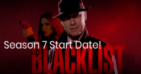 New 'The Blacklist' Season 7 Premiere Date Officially Revealed By NBC