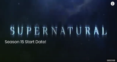 New 'Supernatural' Season 15 Premiere Date Officially Revealed By The CW