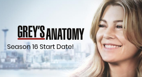 New 'Grey's Anatomy' Season 16 Premiere Date Officially Revealed By ABC