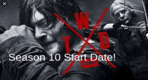 New 'The Walking Dead' Season 10 Premiere Date Officially Revealed By AMC