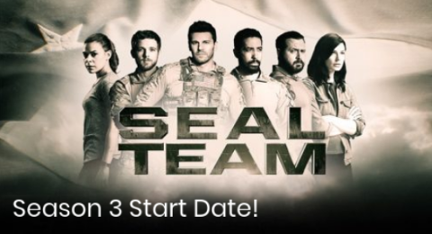 New 'Seal Team' Season 3 Premiere Date Officially Revealed By CBS