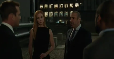 Suits Season 9 ,August 28, 2019 Episode 7 Delayed. It's Not Airing That Night