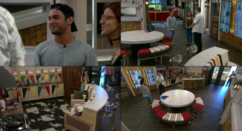 Big Brother 21 Spoilers: New POV Ceremony Results Revealed For September 10, 2019