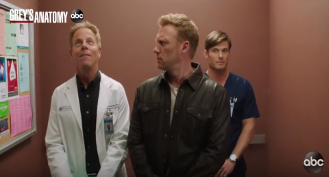 New Grey's Anatomy Spoilers For Season 16, October 3, 2019 Episode 2 Revealed