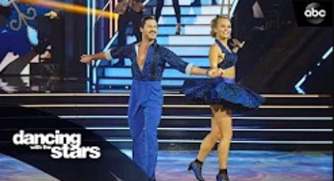 'Dancing With The Stars' October 21, 2019 Eliminated Sailor Brinkley & Val (Recap)
