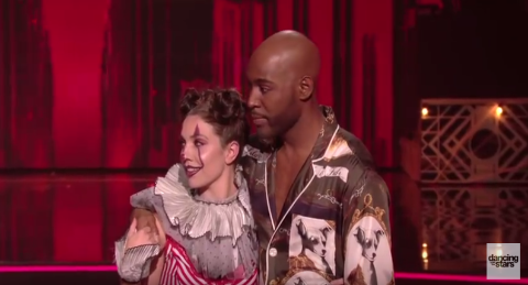 'Dancing With The Stars' October 28, 2019 Eliminated Karamo Brown & Jenna (Recap)