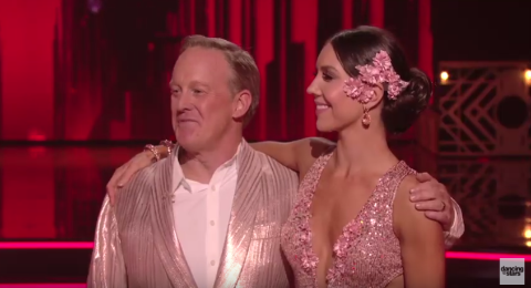 'Dancing With The Stars' November 11, 2019 Eliminated Sean Spicer & Jenna (Recap)