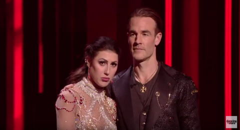 'Dancing With The Stars' November 18, 2019 Eliminated James Van Der Beek & Emma (Recap)