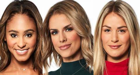 'The Bachelor' January 13, 2020 Eliminated Lauren, Payton, & Courtney  (Recap)