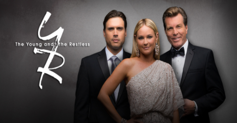 'Young And The Restless' July 24, 2020 No New Episode. CBS To Re-Air August 14, 2015 Episode