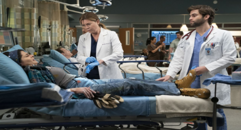 New 'Grey's Anatomy' Spoilers For Season 16, March 12, 2020 Episode 17 Revealed