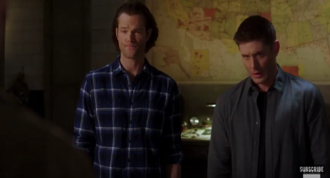 'Supernatural' Season 15, March 30, 2020 Episode 14 Delayed. Not Airing For A While