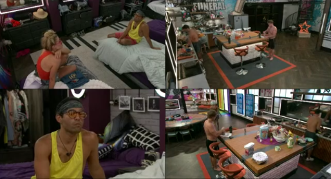 Big Brother 22 Spoilers: August 23, 2020 Power Of Veto Winner Revealed
