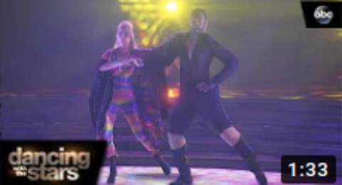 'Dancing With The Stars' October 5, 2020 Eliminated Anne Heche & Keo (Recap)