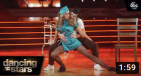 Dancing With The Stars October 26, 2020 Eliminated Monica Aldama & Val (Recap)