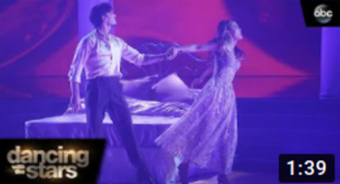 Dancing With The Stars November 2, 2020 Eliminated Chrishell Stause & Gleb (Recap)