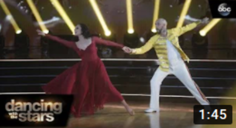 Dancing With The Stars November 9, 2020 Eliminated AJ McLean & Cheryl Burke (Recap)
