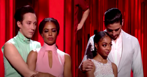 Dancing With The Stars November 16, 2020 Eliminated Skai, Alan, Johnny & Britt (Recap)