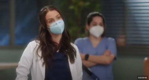 Grey's Anatomy Season 17, December 24, 2020 Episode 7 Delayed. Not Airing For A While