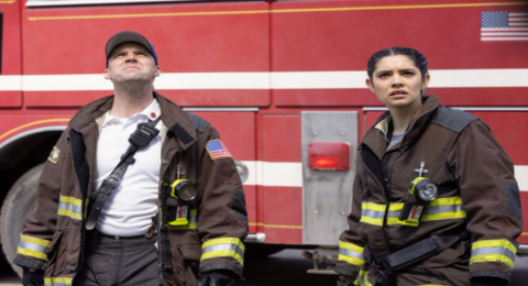 Chicago Fire Season 9, April 28, 2021 Episode 13 Delayed. Not Airing Tonight